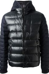 Moncler Double Layer Padded Jacket - Lyst