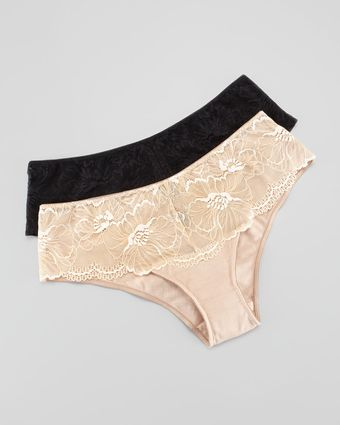 Natori Bliss Bloom Brief - Lyst