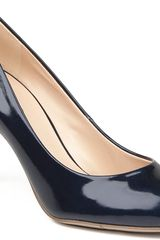 Nine West Drusilla Patent Courts - Lyst