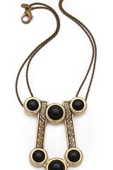 Pamela Love Comet Necklace - Lyst