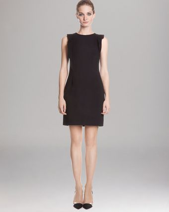 Sandro Dress Reveillon Ruffle - Lyst