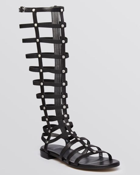 Where to buy knee high gladiator sandals