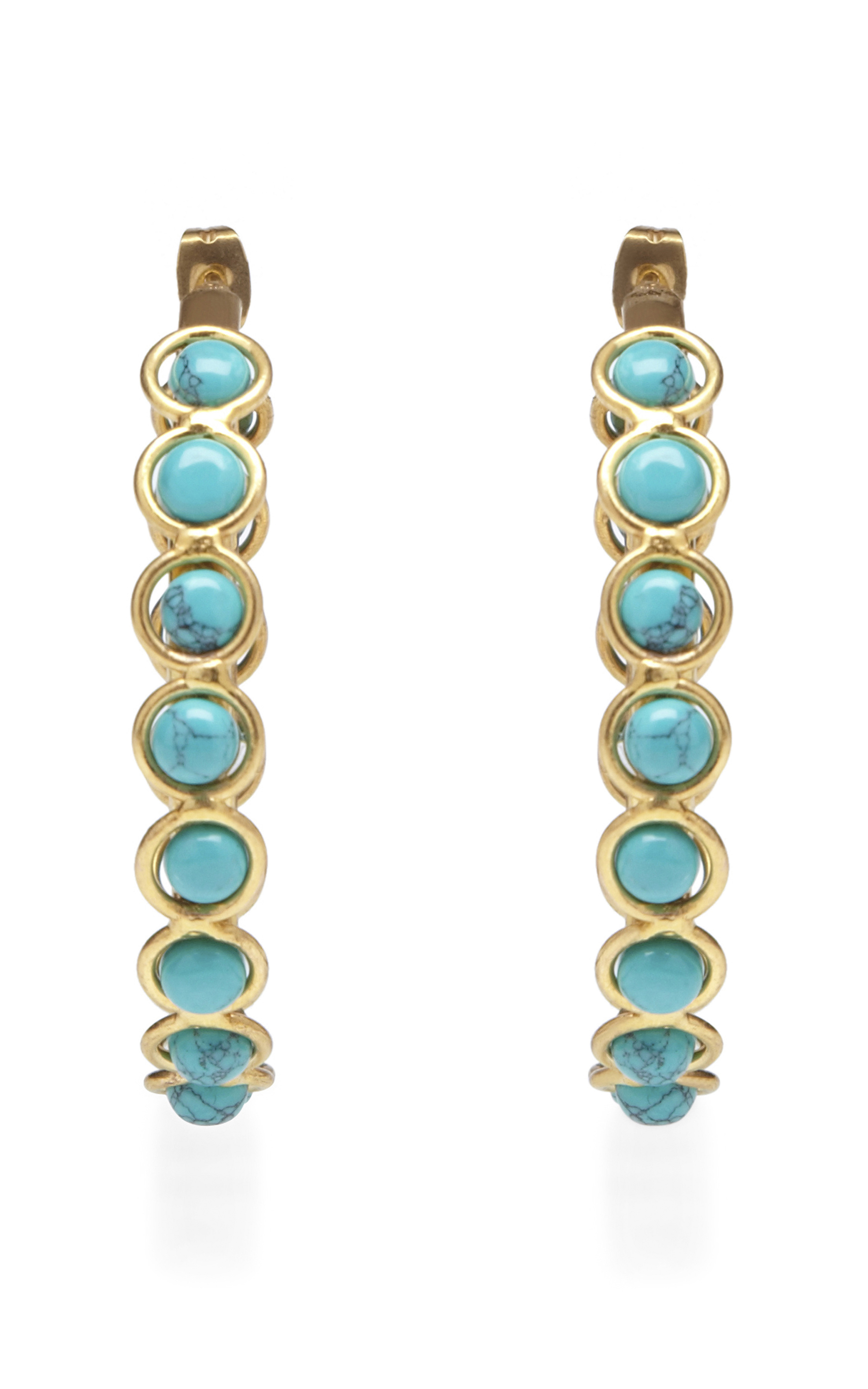 Sylvia Toledano Corail drop earrings z0E91