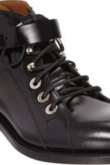 Balenciaga Mountain Ankle Boot - Lyst