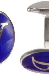 Barneys New York Cufflink - Lyst
