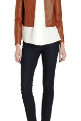 Barneys New York Simple Jacket - Lyst