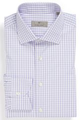 Canali Regular Fit Dress Shirt - Lyst