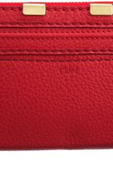 Chloé Marcie Long Zip Around Wallet - Lyst