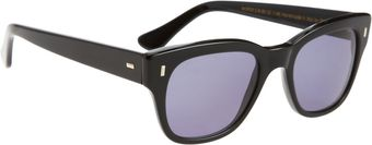 Cutler & Gross Thick Wayfarer Sunglasses - Lyst