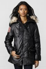 Denim & Supply Vegan Fauxleather Jacket - Lyst