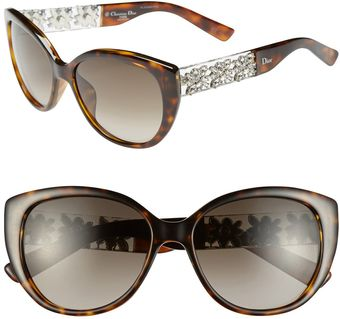 Dior Mystere 57mm Sunglasses - Lyst