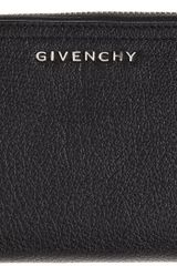 Givenchy Pandora Zip Around Wallet - Lyst