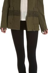 Greg Lauren Army Blanket Jacket - Lyst