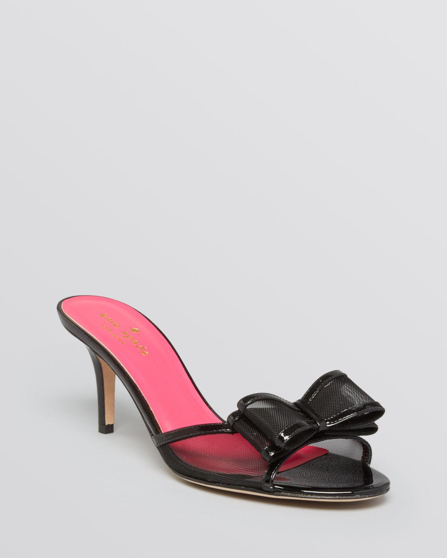 Lyst Kate Spade New York Open Toe Mule Sandals Michaela