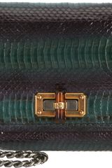 Lanvin Serpent Happy Mini Pop Bag - Lyst
