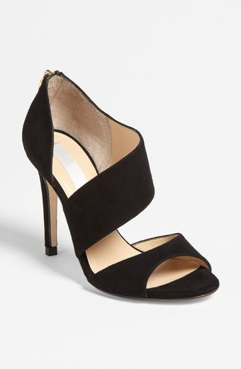 LK Bennett Agnes Leather Sandal - Lyst