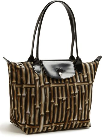Longchamp Bambou Medium Tote - Lyst