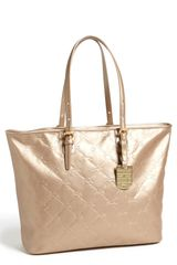 Longchamp Lm Cuir Large Leather Tote - Lyst
