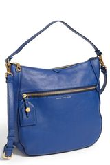 Marc By Marc Jacobs Globetrotter Kirsten Leather Satchel - Lyst