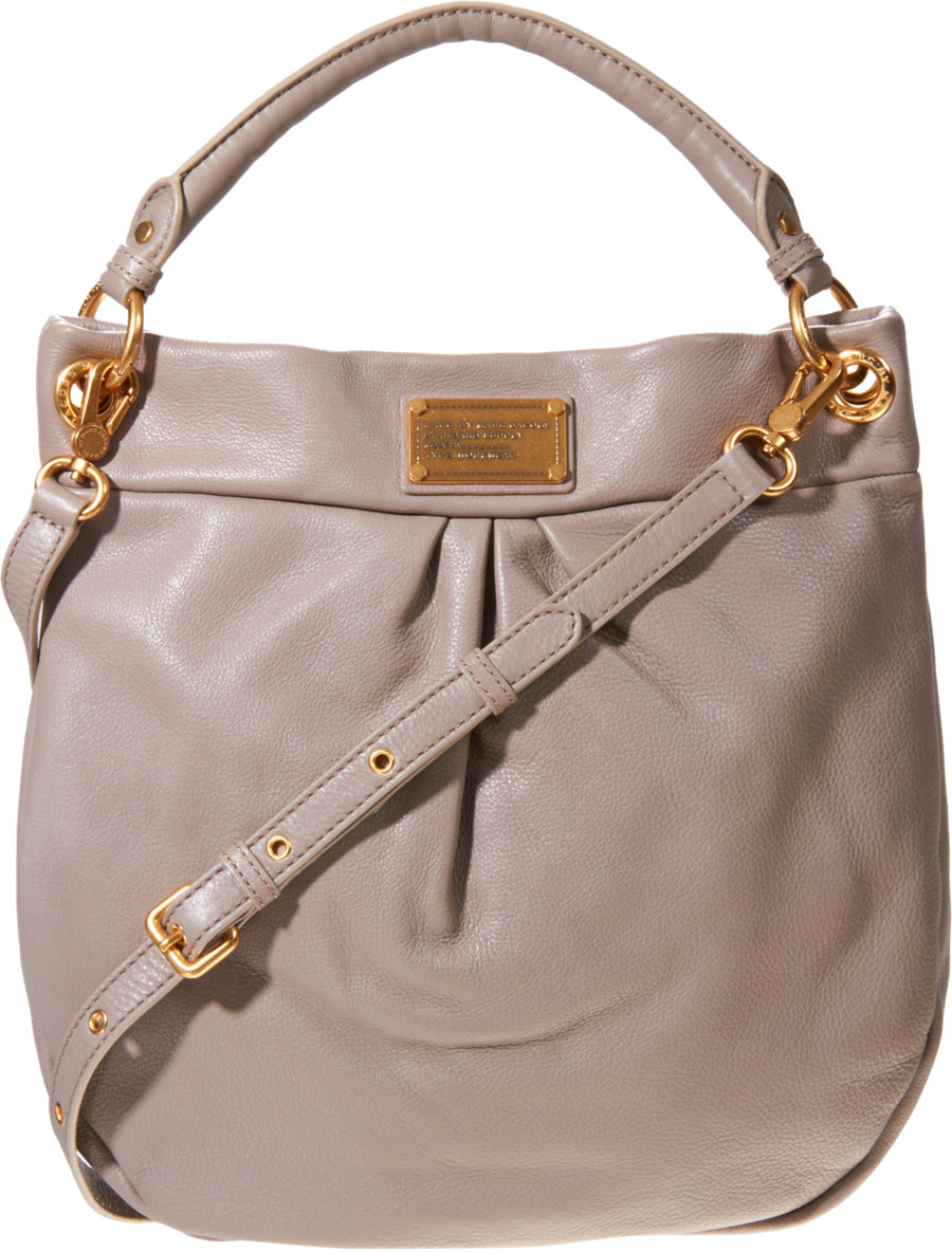 5b689f7d0362 Marc By Marc Jacobs Classic Hillier Hobo Bag in Natural - Lyst
