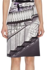 Mary Katrantzou Lake Dress - Lyst