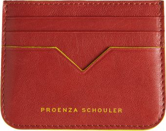 Proenza Schouler Credit Card Holder - Lyst