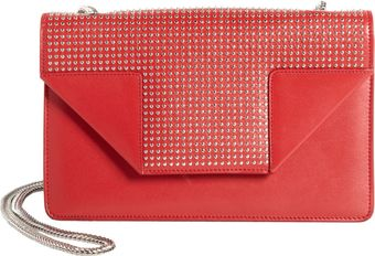 Saint Laurent Studded Betty Mini Bag - Lyst