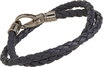 Tod's Large Leather Bracelet - Lyst