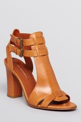 Via Spiga Sandals Fola High Heel - Lyst