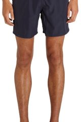 Vilebrequin Solid Swim Trunks - Lyst