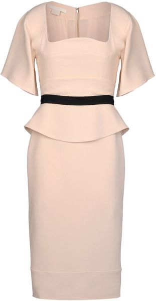 Antonio Berardi Short Dress - Lyst