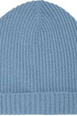 Barneys New York Knit Cap - Lyst