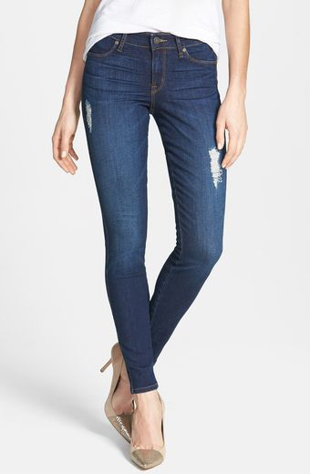 Cj By Cookie Johnson Joy Stretch Skinny Jeans - Lyst