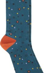 Etro Mini Circle and Dot Socks - Lyst