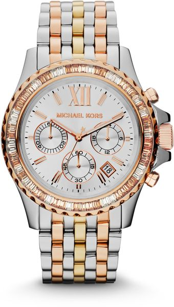 Michael Kors Sport Stainless Steel Ladies Watch - Lyst