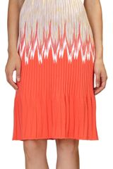 Missoni Plisse Dress - Lyst