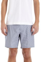 Onia Calder Check Swim Trunks - Lyst
