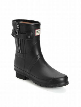 Rag & Bone Hunter Short Rain Boot - Lyst