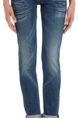 Rag & Bone The Dre Boyfriend Skinny Jean - Lyst