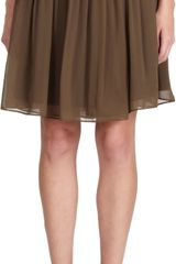 Rag & Bone B15 Pleated Skirt - Lyst