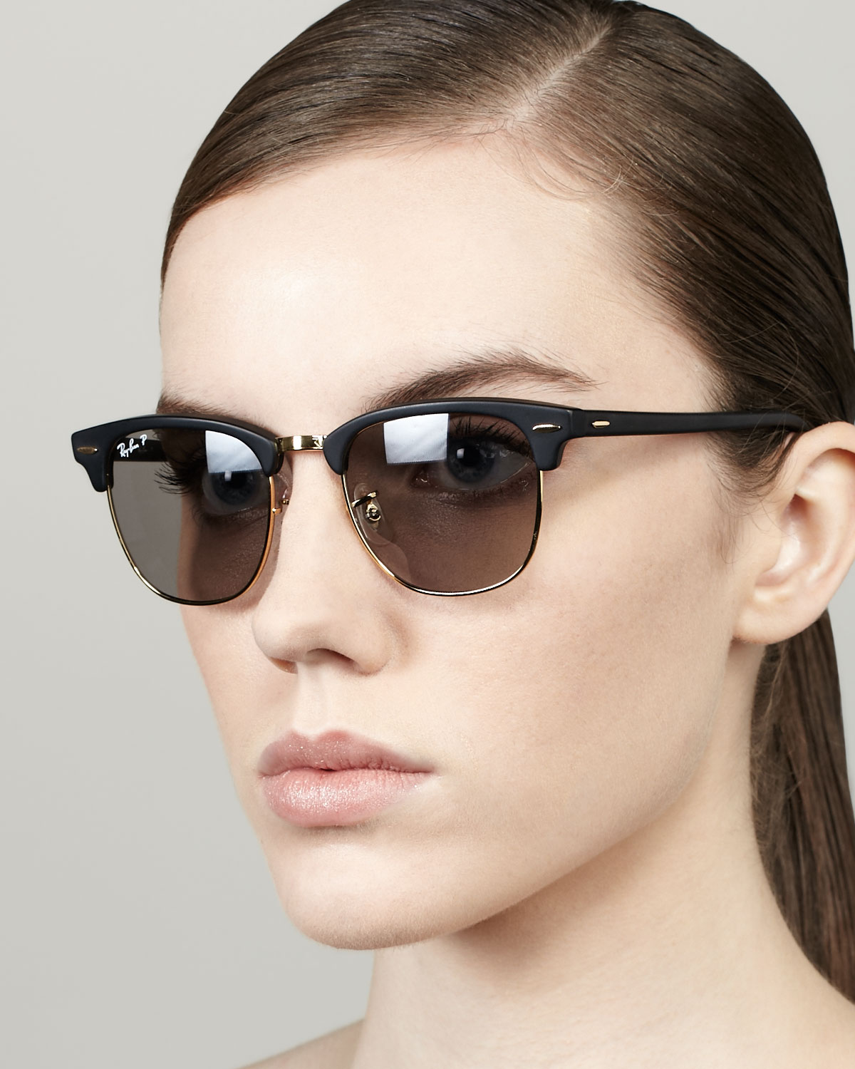 Gallery. Previously sold at  Bergdorf Goodman, Neiman Marcus · Women s Clubmaster  Sunglasses Women s Ray Ban ... c7495d1ea4