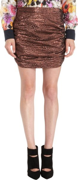 Roseanna Manson Flash Skirt - Lyst