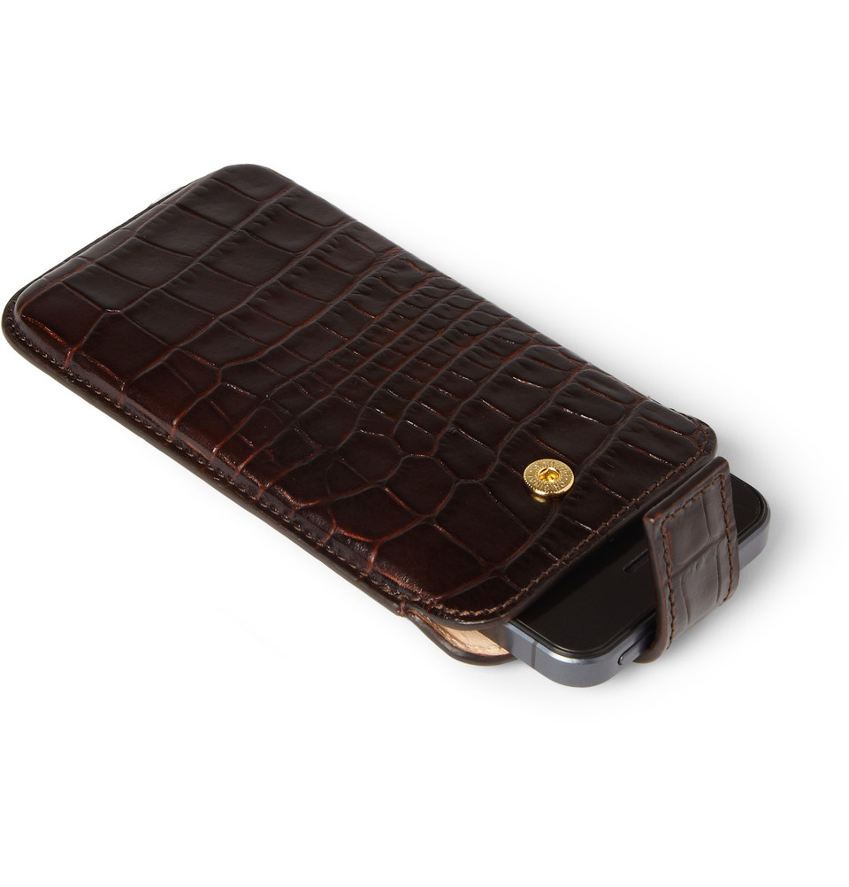 Smythson Iphone  Case