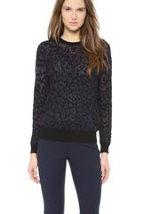 Theory Exhibit Jaidyn P Sweater - Lyst
