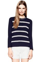 Tory Burch Dita Sweater - Lyst