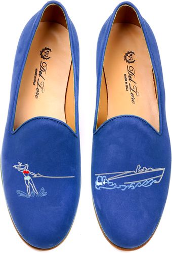Del Toro Water Skiing Loafer - Lyst