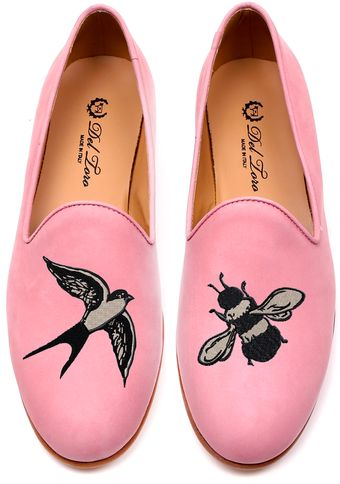 Del Toro The Birds and The Bees Loafer - Lyst