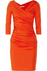 Diane Von Furstenberg Bentley Stretch-jersey Dress - Lyst