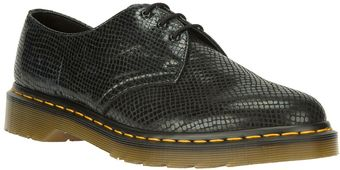 Dr. Martens Wave Derby Shoe - Lyst