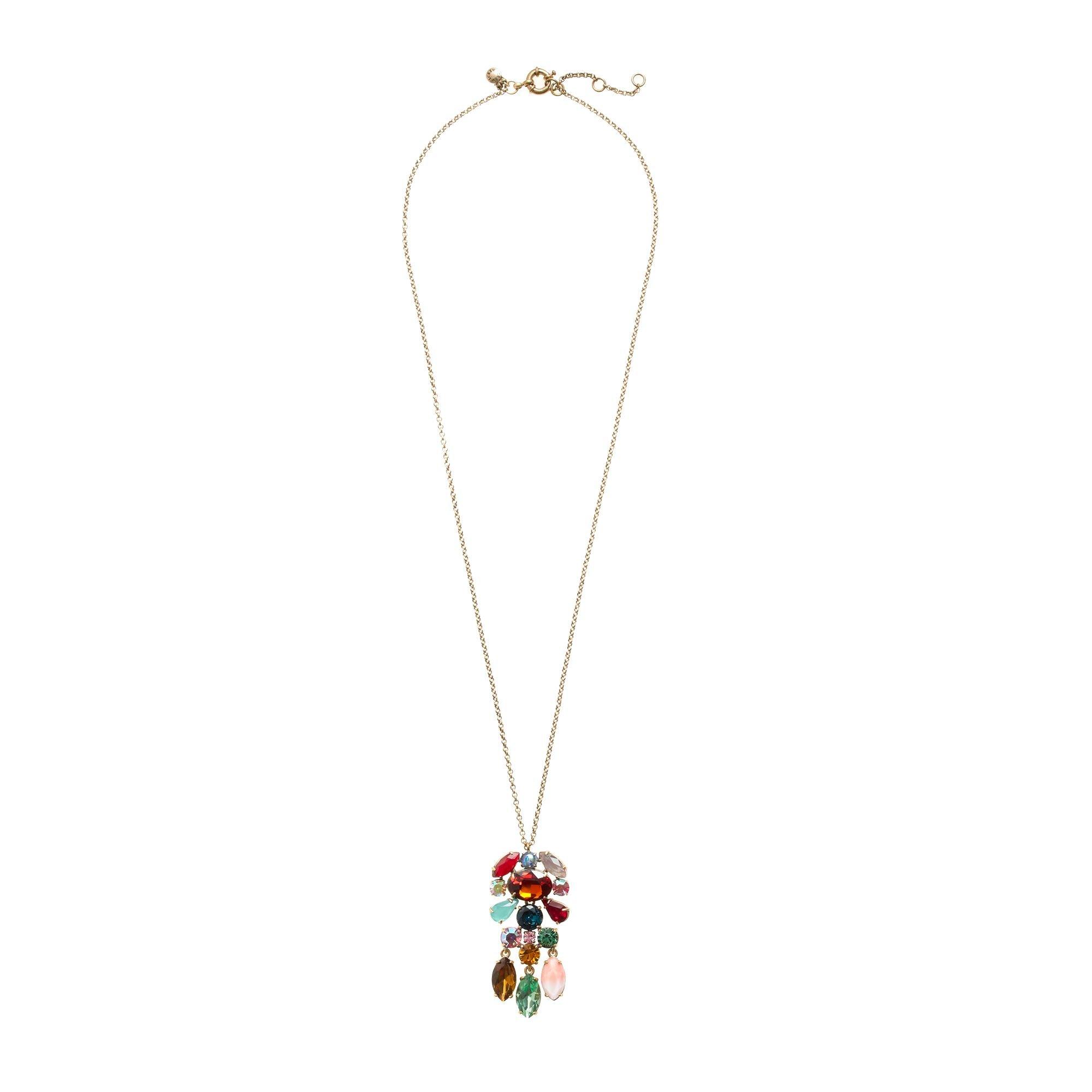 Chandelier Pendant Necklace - Cbaarch.com